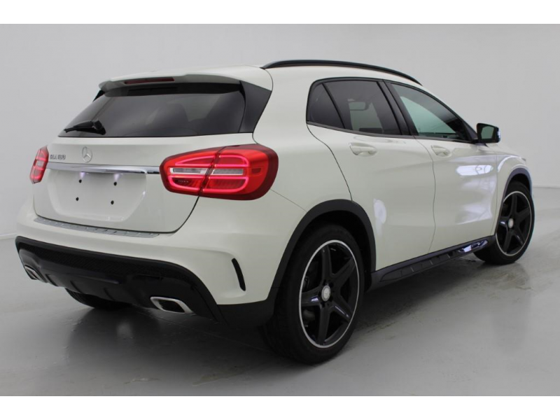 Mercedes Benz Gla 180 Mercedes Benz Gla 180 Pack Amg 1163 Km